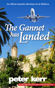The Gannet Has Landed by Peter Kerr